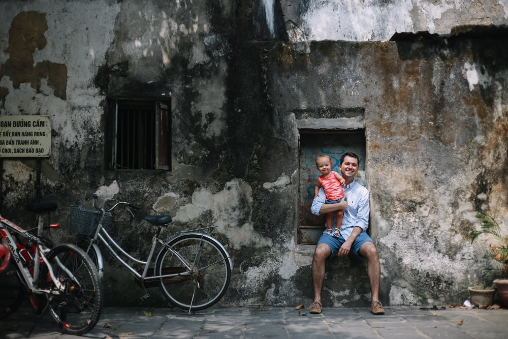 Hoi An family photography