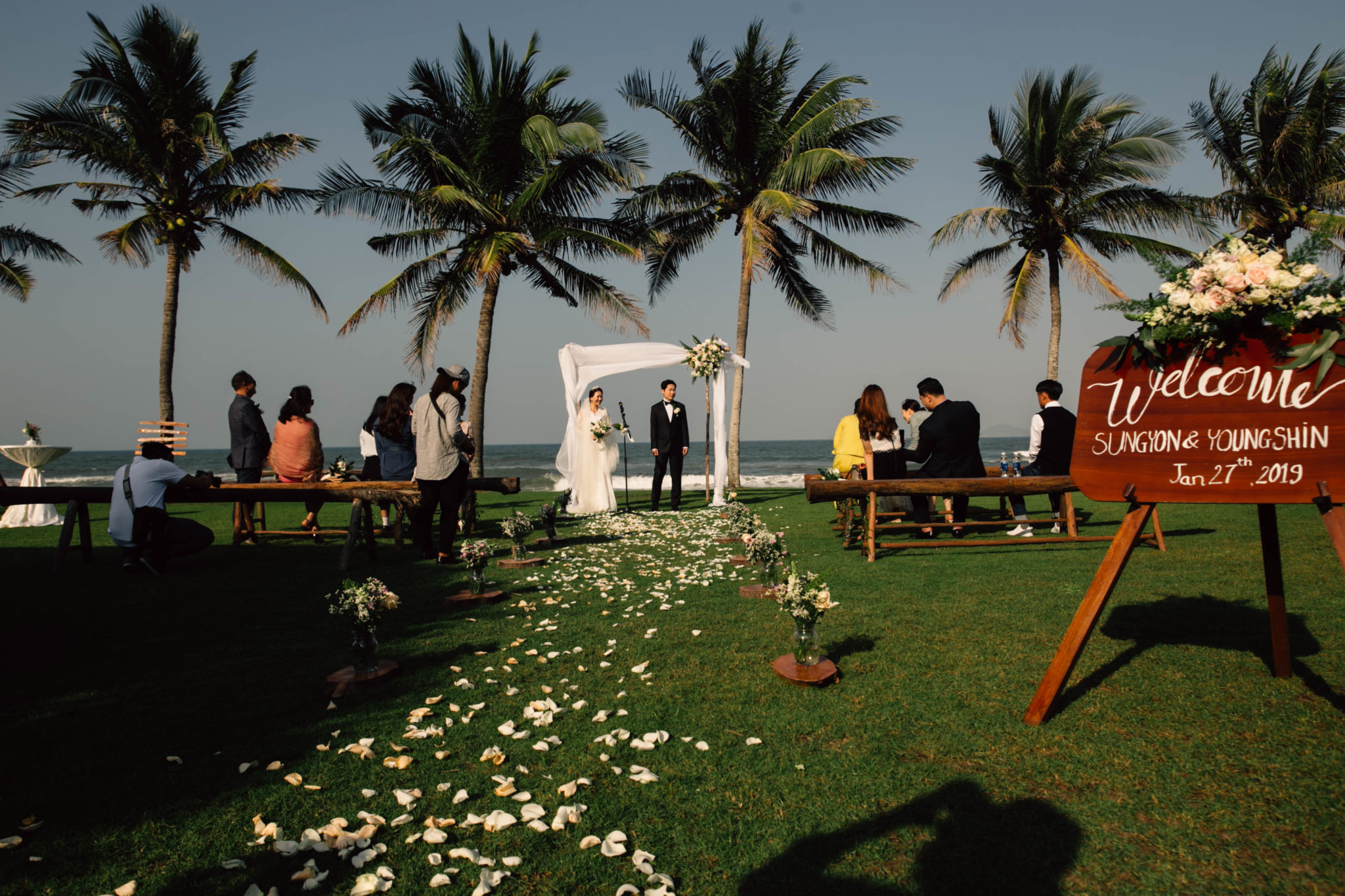Small wedding ideas in Hoi An