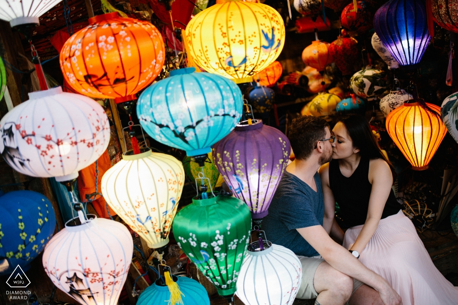 Pre-wedding photoshoot in Vietnam