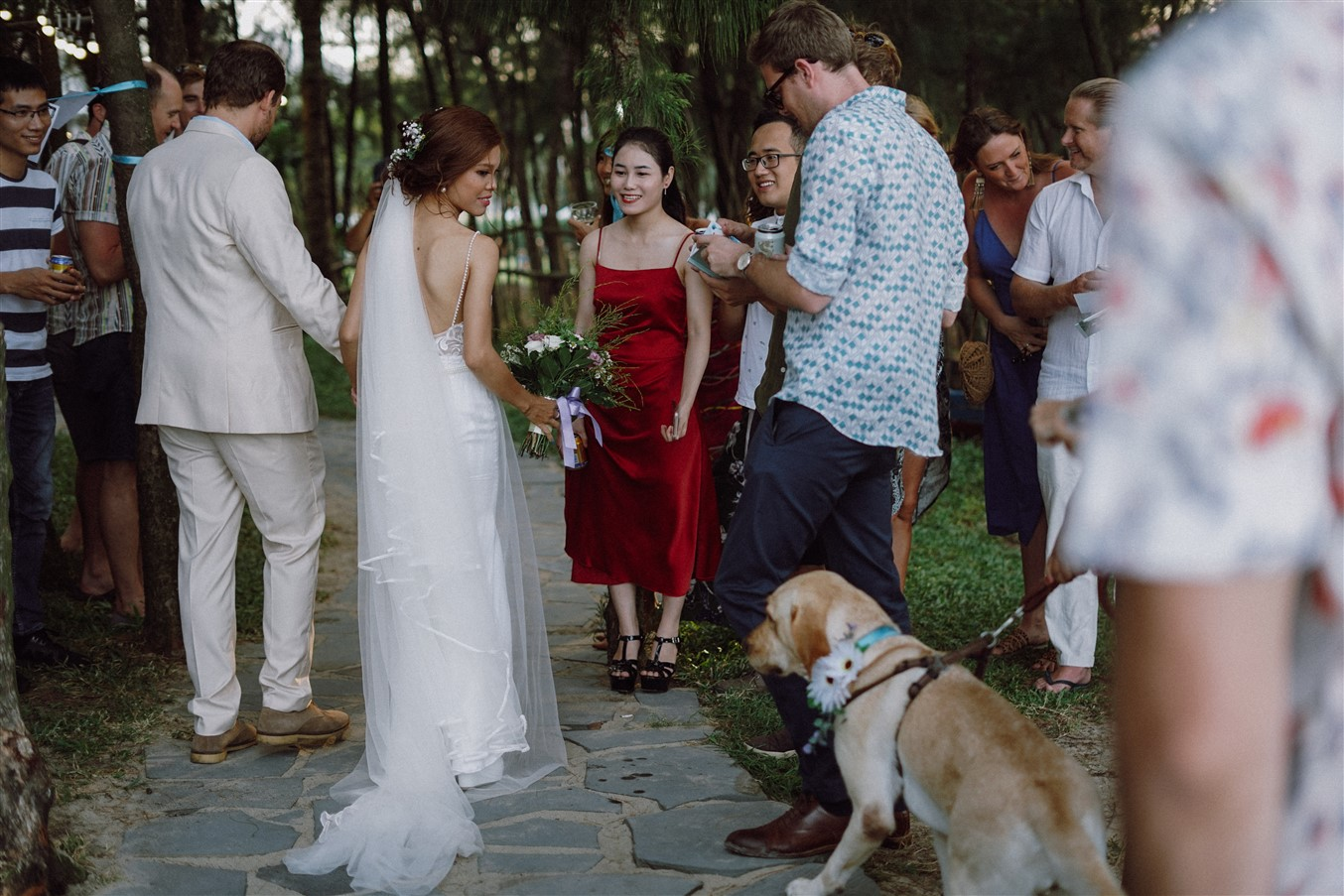 Wedding photographer in Hoi An