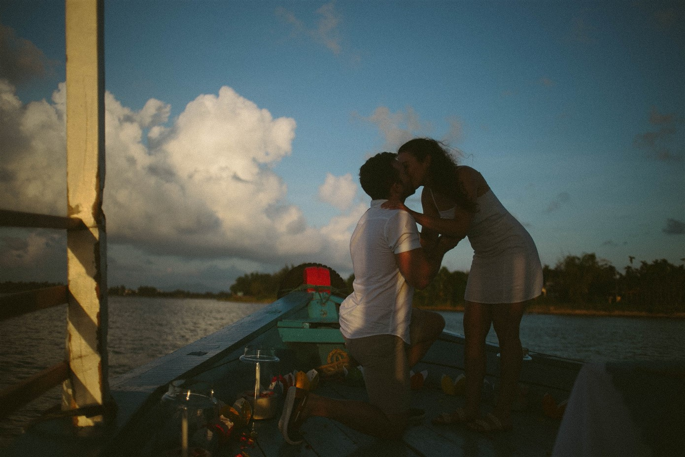 Propose photography